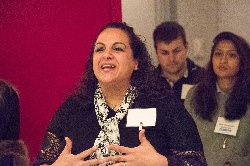 Jeannette Mahoney, WCBA 2020 Participant