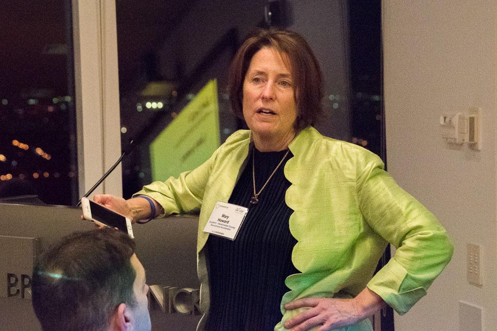 Mary Howard, ELabNYC & WCBA Program Director