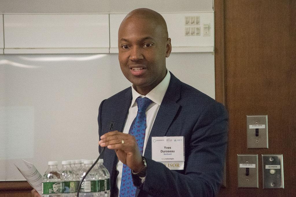 Dr. Yves Duroseau, Northwell