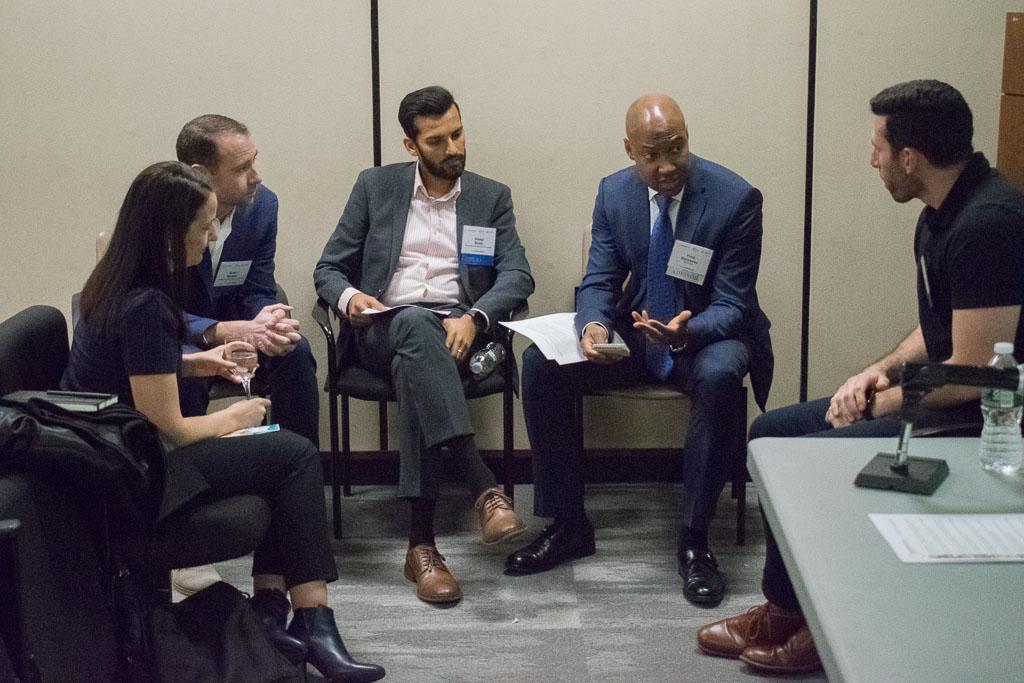 2020 Roundtable 1 Panelists